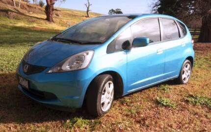 Honda Jazz Hatchback with Cruise Control and 11 months rego