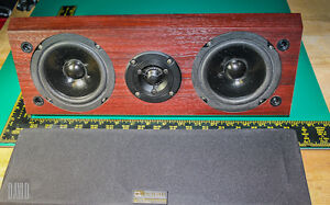 Axiom AX 2 Reference Monitors and Center Speaker Peterborough Peterborough Area image 4