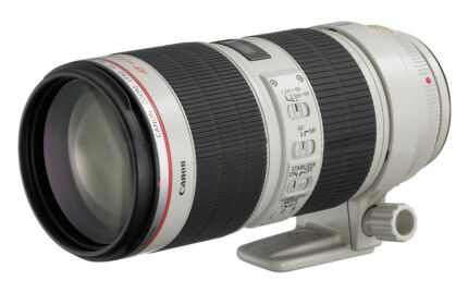Canon EF 70-200mm f2.8L IS II Lens, Ex.Cond. Swap for 24mm TSE.