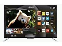 "Laurus 65"" 4k uhd TV. Smart"