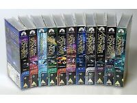 Star Trek Voyager - Complete Set of VHS Tapes Free to any Fellow Fan