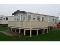 Luxury caravan to let on Haven marton mere holiday park, blackpool. 2017 bookings now being taken.