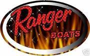 Ranger Boat Stickers