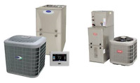 Air Conditioner Furnace Carrier & Bryant Top Brand, Fair Price