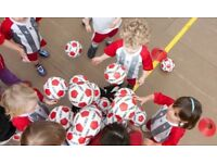 FA Level 1 Toddlers Football Coach Required - Weekends - Permanent £12-£14p/h