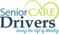 Drivers for Seniors Wanted, Part-time