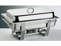 Chafing dishes Gastronom for Hire @ £7.00 each. 10% off for bulky hires - Coventry