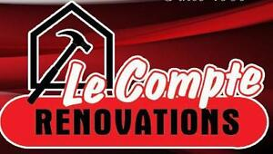 TOP QUALITY home renovations at REASONABLE PRICES! Cambridge Kitchener Area image 1