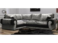 Best selling Ashley sofa with FREE FOOTSTOOL ##