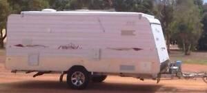 2010 Windsor Rapid Caravan Halls Head Mandurah Area Preview