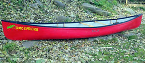 1 yr old 16 ft, Canoe with lower price London Ontario image 4