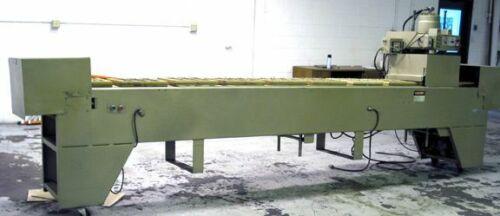 ZED  15-111 Blister Packaging Machine Sealer Clamshell Inline Conveyor