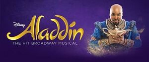 Aladdin tickets Melbourne Melbourne CBD Melbourne City Preview