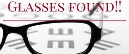FOUND - Reading Glasses @ park on Derrington Crescent, Balga