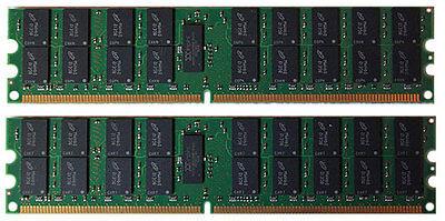 4gb (2x2gb) Memory Ram For Ibm Eserver Xseries 260 (8865-xxx) Dual Rank