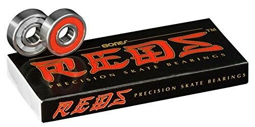 Bones Reds Precision Skate Bearings 8 Brand new