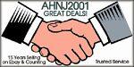 AHNJ2001 GREAT DEALS