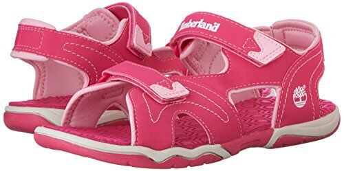 Sandals Timberland Girls Pink Open Toe  Sandals Toddler Girls Size 8
