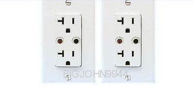 Two Pack X10 PRO XPR-W Duplex Outlet -  Both Outlets Switched - Factory Fresh for sale  Shipping to India