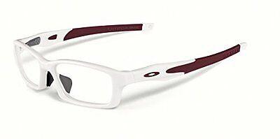 Authentic OAKLEY Crosslink Pearl Rx Eyeglasses OX8029-04 *NEW*  56mm