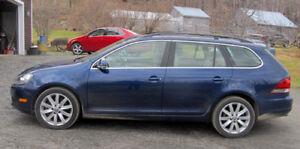2011 vw tdi   diesel  jetta/golf  wagon