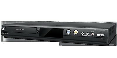 Magnavox MDR867H HD DVR/DVD Recorder with Digital Tuner (Black) Brand New