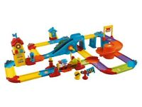V-Tech toot toot bundle - railway, fire station, construction site. (will also sell separately)