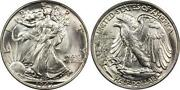 Walking Liberty Half Dollar PCGS