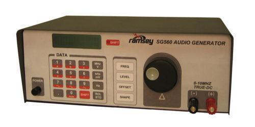 Audio Signal Generator : Audio signal generator ebay