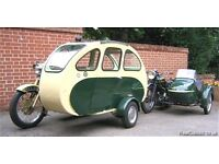 Wanted Sidecar