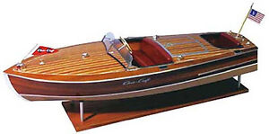 NEW-Dumas-1-8-49-Chris-Craft-19-Racing-Runabout-Kit-28-1249-NIB