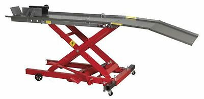 Sealey Motorcycle Lift 365kg Capacity Hydraulic MC365
