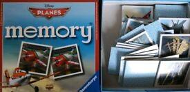 Disney Planes Memory Game