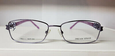BRAND NEW DREAM HIMAX F9005 WOMEN'S EYEGLASSES FRAME GLASSESS SIZE 51 - 17 (Glassess Frames)