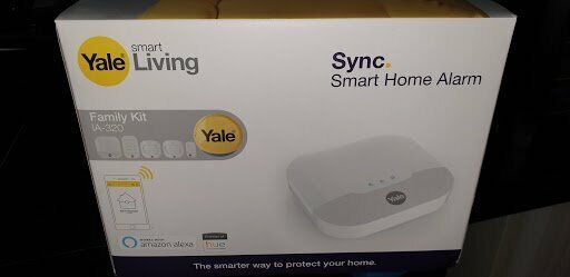 New unopened Yale smart living Sync home alarm system for sale  Larne, Northern Ireland