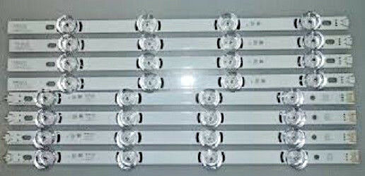 "KIT LED strips LG INNOTEK DRT 3.0 39""-A/B 39LB580V 39LB570V 39LB561V"