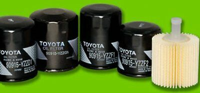 Toyota FJ Cruiser 2007 - 2009 Oil Filter (5) - OEM NEW!