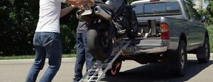 Motorcycle Towing Professional GTA WIDE TRANSPORTATION SERVICE