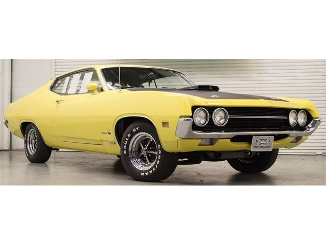 Ford : Torino Cobra Jet 429 cj marti report excellent driver collectors classic car muscle car rust free