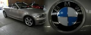 2008 BMW 125I E88 Silver 6 Speed Manual Convertible Heidelberg Heights Banyule Area Preview