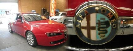 2007 Alfa Romeo 159 JTD Red 6 Speed Sports Automatic Wagon Heidelberg West Banyule Area Preview