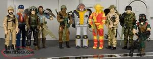 WANTED GI JOE FIGURES