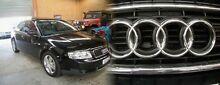 2003 Audi A4 B6 Multitronic Black 1 Speed Constant Variable Sedan Heidelberg Heights Banyule Area Preview