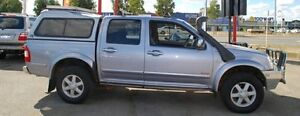 2004 Holden Rodeo RA LT Crew Cab Grey 4 Speed Automatic Utility Bellevue Swan Area Preview