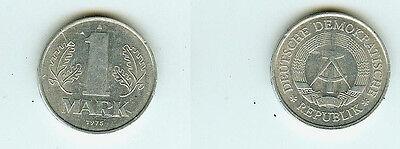 DDR Münze 1 Mark 1982A 82 A