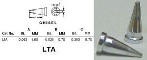 5 pieces Weller LT A soldering tip LTA LT-A for WSP80 WP80 MPR80 TCP