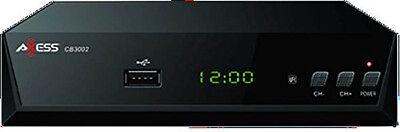 Axess HDMI Output/RF Antenna Input Digital Converter Box for TV CB3002