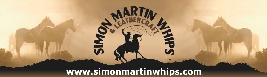 Simon Martin Whips & Leathercraft