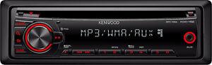 KENWOOD CD IPOD DECK