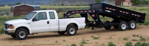 Truck and trailer for rent as low as 125$  ( you call we Haul )